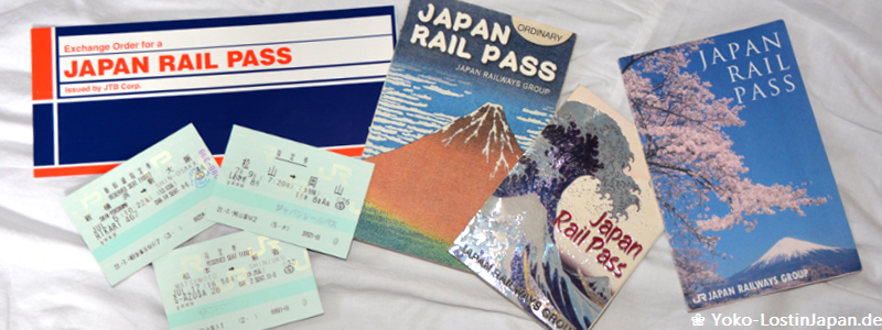 [Zugfahren] Japan Rail Pass