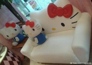 Hello Kitty Café Himeji