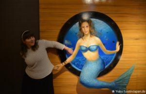 Yokohama Trick Art Cruise