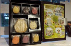 Totoro Shirohige Cream Puff Factory